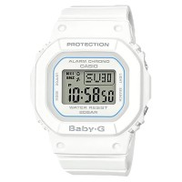 Casio Baby-G BGD-560-7DR Standard Digital White Resin Band