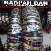 Paket Sepasang ban motor corsa platinum R93 150/60-17 n 110/70-17