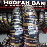 Ban Motor Sport Corsa Platinum R93 110/70-17 dan 130/70/-17 + pentil