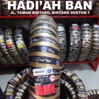 Ban Motor Sport Corsa Platinum R93 120/60-17 + pentil