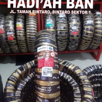 Ban Belakang Motor Matic Corsa Platinum R26 90/80-14 + Pentil