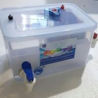 Alkaline Water Processor / Alat Air Alkali/Mesin Air Alkali Turbo 3.8