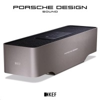 KEF Gravity One PORSCHE Design Bluetooth wireless speaker (Hrg Promo)