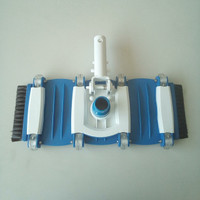 ALAT RUMAH TANGGA Vacuum Head 8 Whels Brush Vacuum Kolam Renang 8 Roda