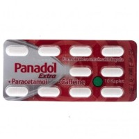 PANADOL EXTRA KAPLET 10'S