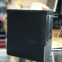 OBRAL CPU BRANDED DELL OPTIPLEX 7010 USFF CORE I3 3220-3.3Ghz