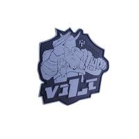 MOLAY VIKING GOD PVC Patch 'VILI'
