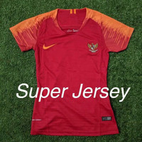 Jersey ladies grade ori indonesia home/away jersey wanita 2018