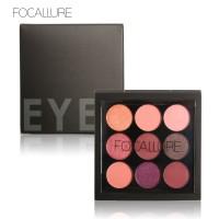 Focallure 9 Color Eyeshadow - 01
