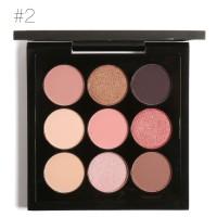 Focallure 9 Color Eyeshadow - 02