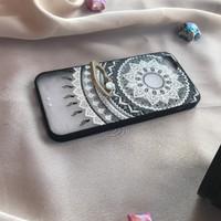 Vintage case iphone 5 bohemian style