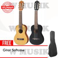 Gitar Mini Yamaha GL 1 (Tersedia 2 Warna) + Softcase Bergaransi Resmi