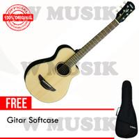 Yamaha Gitar Akustik Elektrik (3/4) APX T2/ APXT2 - NT +Softcase