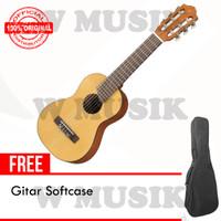 Yamaha Gitar Mini GL-1 / GL1 / Guitalele - Natural + Softcase