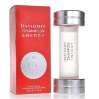 Parfum Original Davidoff Champion Energy Edt 90Ml