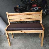 kursi perapian/kursi kayu/kursi taman