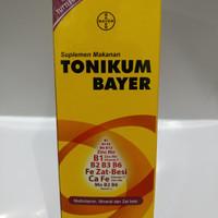 Tonikum Bayer 330ml - vitamin anemia