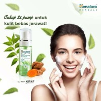 HIMALAYA HERBALS PURIFYING NEEM FOAMING Facial WASH 150ML