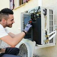 Instalasi AC split wall mounted 2 - 2.5 pk