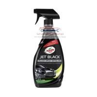 Turtle Wax Jet Black Spray Detailer 680 ml - Penghitam Eksterior Mobil