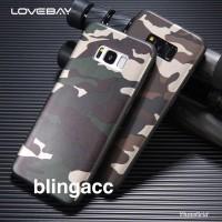 Soft Case Army Series Softcase Samsung Galaxy A6 A6 Plus 2018