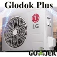hanya OUTDOOR saja - LG AC Split Inverter 1 pk T10EV3