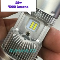 LED Jastec Magic Intelligent Lampu Emergency 9w Long Life Time Bagus