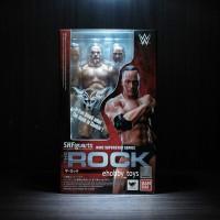 SHF WWE WWF Smackdown Smack Down The Rock Original MISB