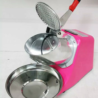 Chefer Ice Shaver/Ice Crusher Machine-Mesin Serut Es