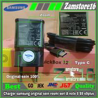 Charger samsung galaxy S8 S8+ original 100% SEIN RESMI / COPOTAN HP
