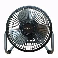 Kipas angin listrik mini besi 6 in sekai hfn650