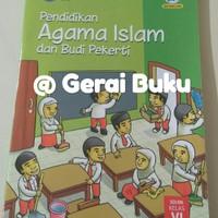 Buku Agama Islam Kelas 6 SD Edisi Revisi 2018