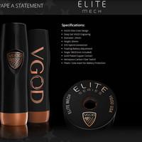 Vape VGOD Elite Series E-cigarette Rokok Electric Mech Mod Electronic