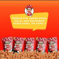 Paket Hemat Reseller Jamur Crispy FCK Keripik jamur murah sehat