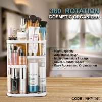 RAK ROTATION COSMETIC ORGANIZER - 360 ROTATION COSMETIC (HHP-141)