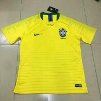 Termurah Jersey Brazil Home 2018 Kaos Bola World Cup 2018 Piala Dunia
