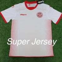 Termurah Jersey Tunisia Home Grade Ori Kaos Bola Men World Cup Piala
