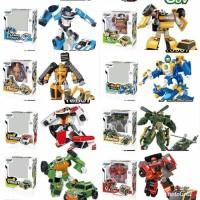 Termurah Tobot Generasi 2 Transform Robocar