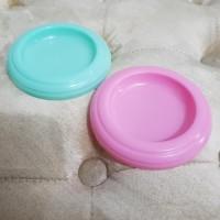 Termurah Berkualitas Tutup Corong Pompa Asi Silicone Breastpump Real