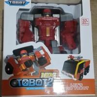 Termurah Mainan Tobot R, V, K - Bisa Jadi Mobil