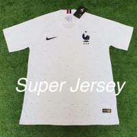 Termurah Jersey Perancis Away Grade Ori Kaos Bola Men Worldcup Piala