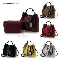 Tas Emory Vinlarry Series LDEMO1618 Original Brand