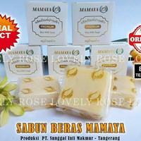 Rice milk soap