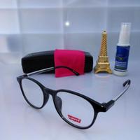 Frame kacamata levis cewek/ pria / kacamata minus / kacamata + lensa)