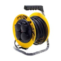 Kenmaster Kabel roll 25 meter SNI