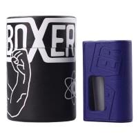 Boxer Mod Classic BF Squonk Mechanical Mod - DARK BLUE [Clone]