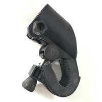 Gun Bracket Lampu Sepeda / Holder For Flashlight