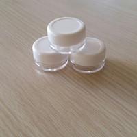 Pot Cream 5 Gram Putih Pot Jar 5 Gram Putih