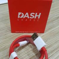 ORIGINAL 100% KABEL DATA ONEPLUS 2 3 3T USB TYPE C DASH FAST CHARGING