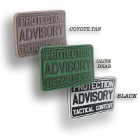 MOLAY PROTECTION ADVISORY TACTICAL CONTENT Patch
